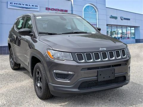 New 2019 JEEP Compass Sport 4x4 Sport Utility