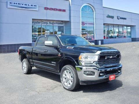 New 2020 RAM 2500 Limited 4x4 Crew Cab