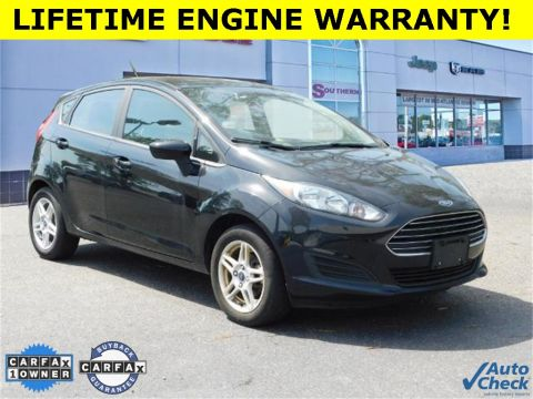 Pre-Owned 2019 Ford Fiesta SE FWD 4D Hatchback