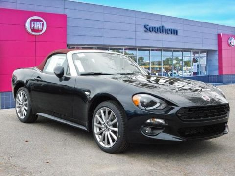 New 2019 FIAT 124 Spider Lusso RWD 2D Convertible